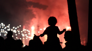 VÍDEO: Festa major de Tiana 2014