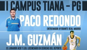 Cartell Campus Paco Redondo.